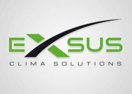 Exsus Rovigo climatizzazione Logo aziendale