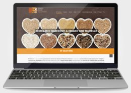 BF Solution realizzazione sito web