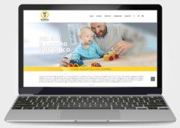 Realizzazione sito web aziendale Teorema Giocattoli Rovigo